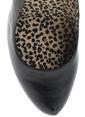 Jessica Simpson %100 Deri Klasik Ayakkabı Siyah